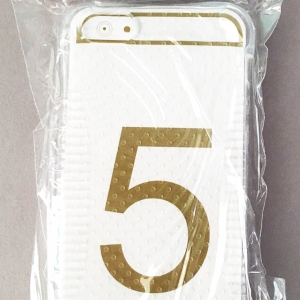 เคส TPU สีใส มีกันลื่น ไอโฟน 5/ไอโฟน SE