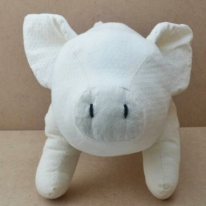 Healthty Pig ตุ๊กตาหมูแข็งแรง