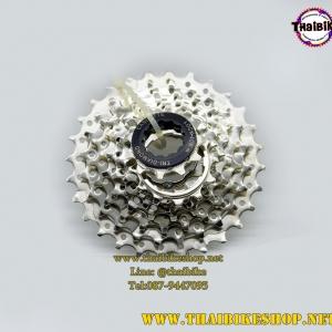 เฟืองสวม 8 สปีด 11-28T ยี่ห้อ TRI DIAMOND