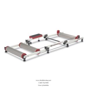 MINOURA เทรนเน่อร์ MOZ ROLLER, 415MM, Full Option