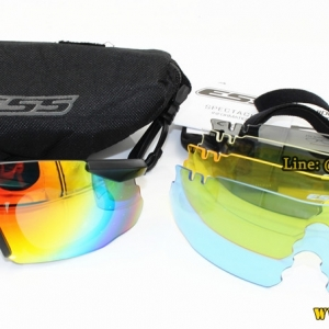 แว่นแบบเปลี่ยนเลนส์ 5 เลนส์ ยี่ห้อ ESS ICE