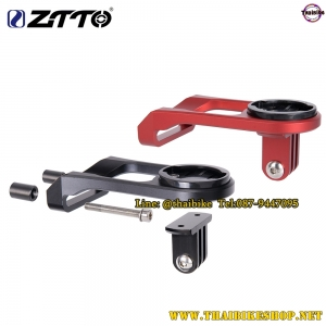 บาร์ฟลาย MOUNT ZTTO For GARMIN Bryton CATEYE GoPro