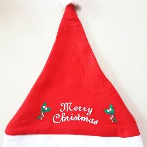 หมวกซานต้า 37ซม.