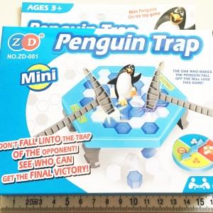 เกมส์ทุบน้ำแข็งกล่อง (เพนกวิน / กบ) 16 ซม.(1x6)