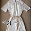 Lady Ribbon's Made Lady Jennifer Sweet Button Down Organza Lace Dress thumbnail 5