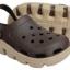 รองเท้า CROCS รุ่น DUET SPORT CLOG สีน้ำตาลอ่อน thumbnail 1