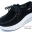 รองเท้าแฟชั่นเพื่อสุขภาพรุ่นหนังกลับน้ำหนักเบา thumbnail 1