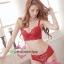 ชุดชั้นในญี่ปุ่น ลูกไม้น่ารักสุดๆ พร้อมส่ง สี ดำ แดง ขาว ชมพู ไซส์ 32/70 34/75 36/80 thumbnail 15