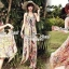 Seoul Secret Say's... Egypt Print Chic Maxi thumbnail 7