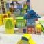 บล็อคไม้สร้างเมือง กล่องฝาเป็นบล็อคหยอด thumbnail 2
