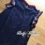 Lady Ribbon's Made Lady Kim Tribal Embroidered Cotton Dress thumbnail 8