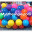 ลูกบอลหลากสี 100 ลูก ส่งฟรี thumbnail 1