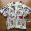 Lady Ribbon's Made Lady Anne Funky Flared-Sleeve Printed Dress thumbnail 14