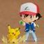 **พร้อมส่ง** Nendoroid Ash & Pikachu thumbnail 2