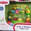 รถขดลวด 3in1 3 in 1 musical toys car meibeile ส่งฟรี thumbnail 1