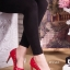 รองเท้าคัทชูส้นสูงสไตล์ valentino thumbnail 1