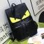 กระเป๋าเป้ ทรงสวยด้านหน้ามีซิปแบ่งแยกใส่ของ thumbnail 1