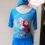 ชุดว่ายน้ำ Elsa มาพร้อมหมวกคลุมผม และถุงผ้า สินค้าถูกลิขสิทธิ์ ของแท้ ส่งฟรี thumbnail 1
