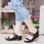 รองเท้าแตะส้นเตารีดแบบสวม thumbnail 1