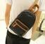 กระเป๋าคาดอก พร้อมส่ง สีดำ / สีน้ำเงิน ผ้าแคนวาส thumbnail 2