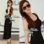 Lady Ribbon's Made Lady Beatrice Elegant and Glamourous Jersey Maxi Dress thumbnail 2