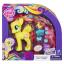 พร้อมส่งส่งฟรี My Little Pony Cutie Mark Magic Styling Strands Fashion Pony Fluttershy Figure ของห้าง ของแท้ thumbnail 1