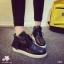 รองเท้าผ้าใบหุ้มข้อ งาน ash style วัสดุทำจากหน้งpu thumbnail 5