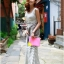 Lady Ribbon's Made Cool Summer Minimal Striped Maxi Dress thumbnail 2