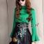 Seoul Secret Say's ... Glamorous Fashionista Blouse&Skirt Set thumbnail 1