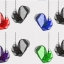 ขาย หูฟัง TTPOD T2 สุดยอดหูฟังHybrid ผสมผสาน 2 BA Driver กับ 1Dynamic ครบเครื่อง [สีไวโอเลตใส - Violet Clear] thumbnail 13