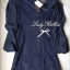 Lady Ribbon's Made Lady Florence Classic Vintage Mini Dress thumbnail 3