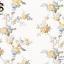วอลเปเปอร์ลายดอกไม้แตกกิ่งโทนสีเหลืองขาว GAR3-B24W thumbnail 2