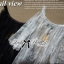 Lady Ribbon's Made Lady Anna Off-the-Shoulder Flower Tulle Dress thumbnail 14