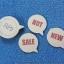 ป้ายฉลากกระดาษกลม (Circle Paper Label) - 50 ชิ้น thumbnail 2
