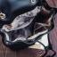 กระเป๋าสะพาย multi-functions ดีไซน์สวยเก๋สไตล์งานแบรนด์ วัสดุ pu เนื้อหนานุ่มคุณภาพดี thumbnail 7