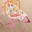 เปลโยก fisher price infant to toodle rocket bunny ส่งฟรีพัสดุไปรษณีย์ thumbnail 1