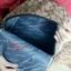 กระเป๋าเป้สไตล์แบรนด์ หนังโลโก้ลาย C สีน้ำตาล thumbnail 3