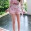 Cherry A Little Cuty Girl JumpSuite by Seoul Secret thumbnail 2
