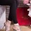 รองเท้าแฟชั่น valentino ส้นสูง thumbnail 2