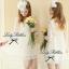 Lady Ribbon's Made Lady Lolita Lace Mini dress thumbnail 4