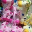 ตุ๊กตากล่อมน้องนอน ยีราฟเสียงดนตรี Carter 's สีเหลือง สีชมพู thumbnail 5