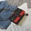 งานเกาหลีกระเป๋านำเข้า กระเป๋า Fashionปักลาย นูน ดีไซน์สุดเก๋ thumbnail 2