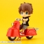 Pre-order Cu-poche:extra Motorcycle & Sidecar (Cherry Red) thumbnail 6