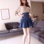 Sweet smocked Dress style kore thumbnail 1