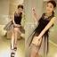 Cliona Made ,Modern Aishikada Chiffon Dress thumbnail 3
