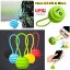 HOCO U3 สายชาร์จลูกบอล พกพาสะดวก สำหรับ iOS และ Micro USB