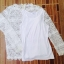 Floral lace See-Through blouse thumbnail 3