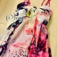 Sevy Sweet Summer Vacation Pink Beach Maxi Dress thumbnail 16