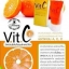 Vit C ส้มโชกุนสดล้างหน้าใส By Princess Skin care thumbnail 1