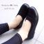 รองเท้าแฟชั่นเพื่อสุขภาพ พื้นบุนวมนุ่ม ขอบยางใส่สบาย thumbnail 3